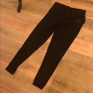Dhvani Black Leggings Size XL